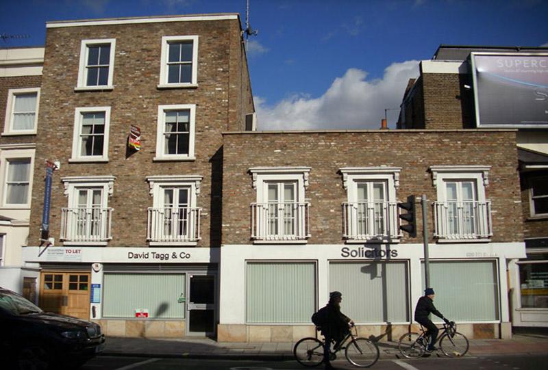 Harwood Road, London