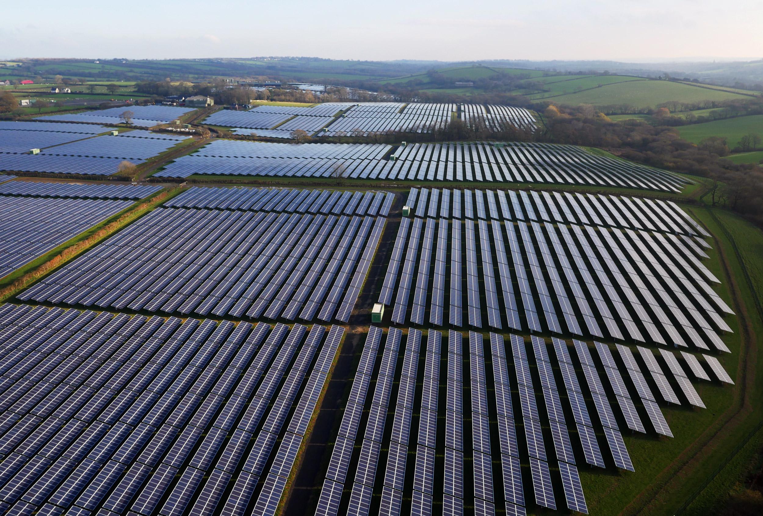 Crundale Solar Farm
