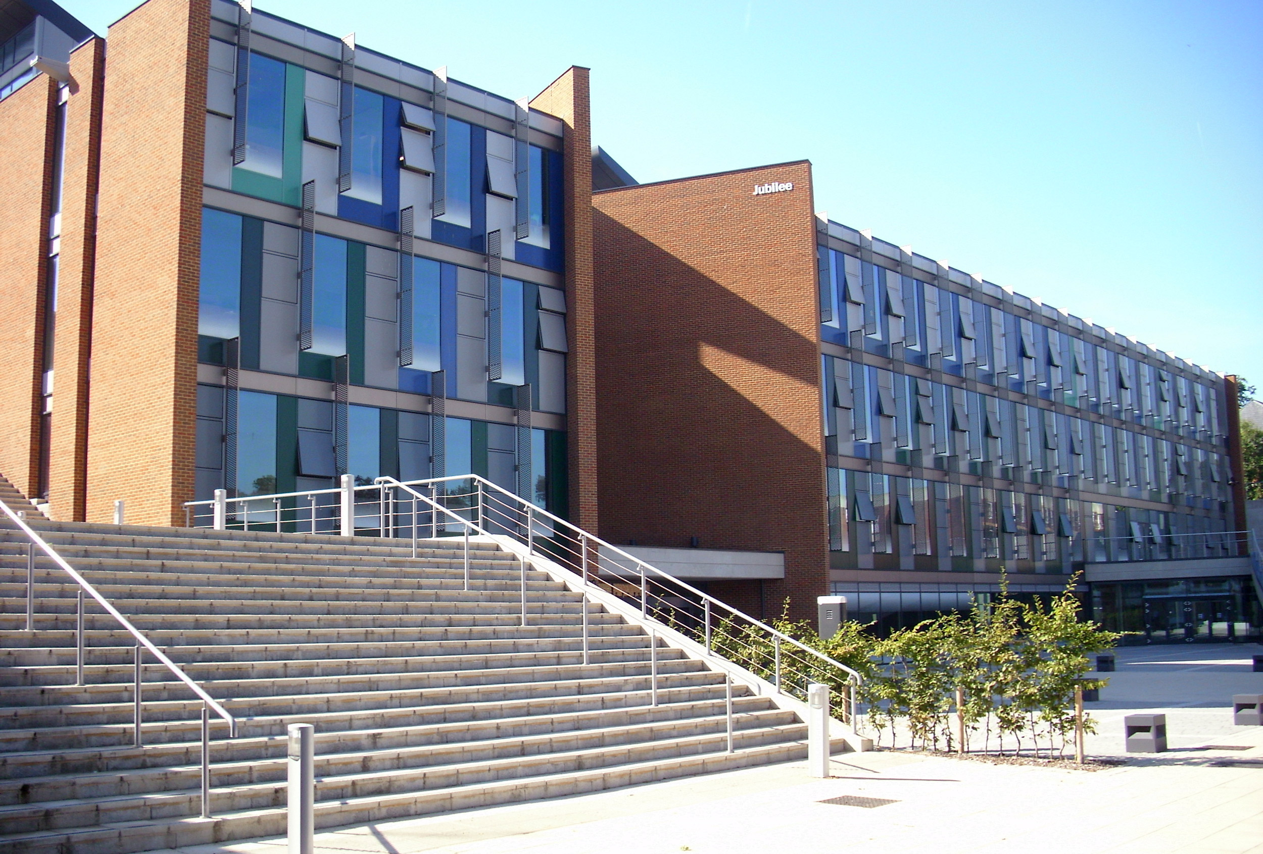 Jubilee Building, University of Sussex