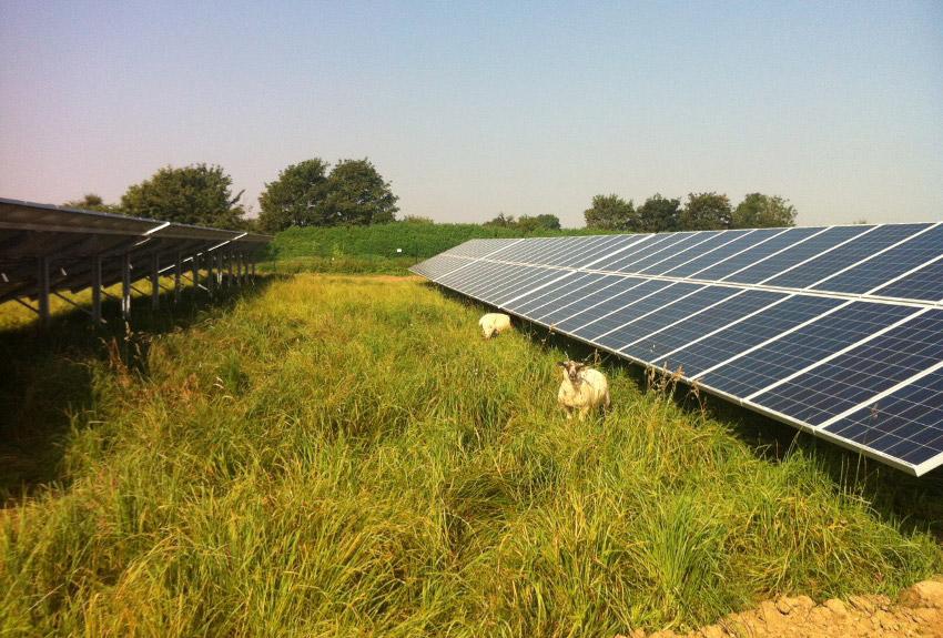 Oving Solar Farm